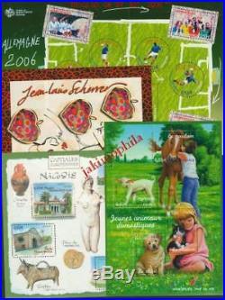 France Année 2006 complète NEUFS LUXE avec blocs