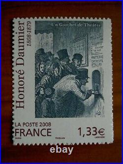France Autoadhésifs Yvert num 224 Daumier Annee 2008