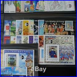 France Bloc Cnep Collection Complète 1946 2018 N°1/78 Neuf Luxe Mnh