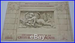 France Carnet Croix Rouge 2001 Timbre Diane Versailles 1952 Neuf Luxe P525a