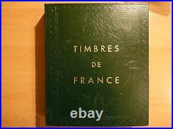 France Collection 2007 2015 dans un album Y & T. Valeur faciale 912 euros