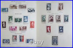 France Collection De Timbres Neufs Entre 1938 Et 1977