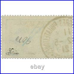France N°155 Orphelins De La Guerre, Timbre Obl Et Signé-1917