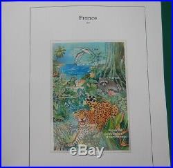 France N Bel Ensemble 2007 2010 Dans Un Album Luxe Yvert Tellier