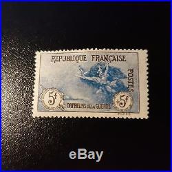 France Orphelins De La Guerre N°155 Neuf Avec Gomme D'origine Cote 2100