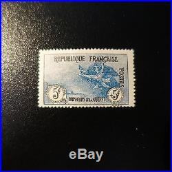 France Orphelins De La Guerre N°155 Neuf Gomme D'origine Cote 2100