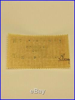 France Timbres Neuf N°257 A AGO 1929 signé