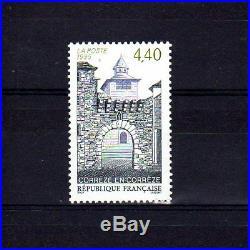 France Yvert n° 2957 neuf sans charnière variété bande de 5