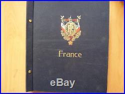 France collection 1969-1987. Valeur faciale 1962 Ffr. = 299 euros