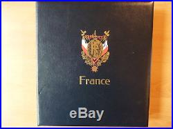 France collection 1985-2000 dans un album Davo. Valeur faciale 484 euros