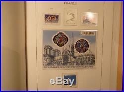 France collection 2013 sur pages Leuchttrum. Super! Valeur faciale 244 euros
