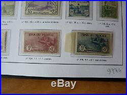 France collection complète 1900-1944, neuf/luxe. Cote 36989 euros