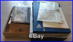 France collection & stock de timbres, 100 photos, cote énorme, à étudier