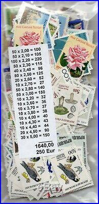 Gros Lot Sous Faciale 1640 Francs Soit 250 Euros Livraison Gratuite