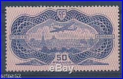 K0984 TIMBRE DE FRANCE Poste Aérienne N° 15 Neuf