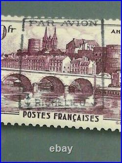 LIBERATION batiment de ligne Richelieu rare 6c cote 1750 xx signer scheller