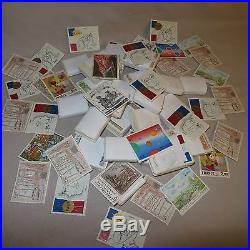 LOT de timbres francs pour affranchissement, valeur faciale 670 euros /2