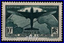 L'ANNÉE 1936 COMPLÈTE, Neufs = Cote 625 / Lot Timbres France 309 à 333