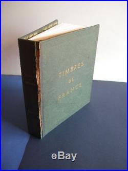 L' Affaire France Collection Timbres 1900-1966 A Voir