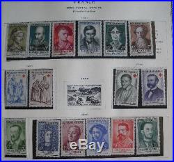 L' Affairefrance Collection Timbres Neufs/ob 1900-1966