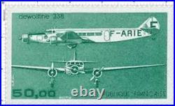 Lot -15 % poste aérienne + GROSSES VALEURS FRANCE timbres neufs en FF FACIALE