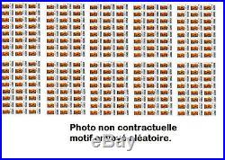 Lot 240x Étiquettes Timbres Affranchissement 20g Lettre Prioritaire France Max