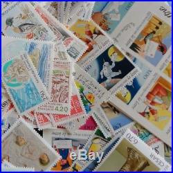 Lot FRANCE timbres neufs FACIALE 500 pour 332 LIVRAISON GRATUITE