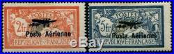 Lot N°3107c France Poste Aérienne N°1/2 Neuf Qualité TB