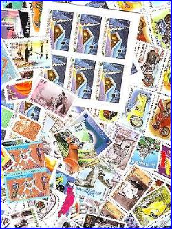 Lot Timbres Euro Sous Faciale Pour Affranchir Lettres Paquets 200 Pour 150