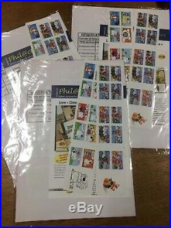 Lot Timbres Neuf France 2006 Valeur Faciale 185,1 NEUF SOUS BLISTER