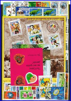 Lot de 1000 de faciale à -31% timbres en euros seulement