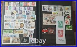 Lot de 61 timbres neufs Année 2018 avec les Marianne