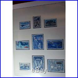 Lot de TAAF collection de 1955 à 2002 Neuf avec PA + de 4500 de côte. (FR1)