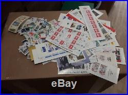 Lot de timbres de France neuf luxe. La valeur faciale est de 325 euro