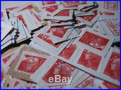 Lot timbres 272 TVP rouge a 1,16 faciale 315,52 neuf collé sur papier