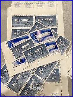 Lot timbres france neufs faciale 2820fr Soit 429