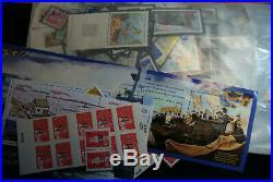 Lot timbres neufs St Pierre et Miquelon SPM Faciale 400 euros environ