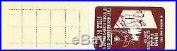 N0819 TIMBRE DE FRANCE Carnet Publicitaire N° 813 C 1 S 1 Neuf