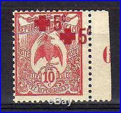 NOUVELLE CALEDONIE n° 111a neuf sans charnière variété