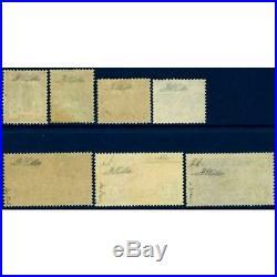N° 148 A 155 Orphelins De La Guerre Sauf N°152, Timbres Neufs 1917-18