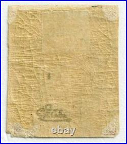 N°18 1f Carmin Neuf Avec Gomme 2e Choix Cote 8000 Rr Certificat Calves