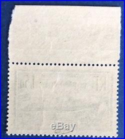 N° 300b Normandie Leu Turquoise Neuf Signe Calves Comme Tel BDF Cote 460