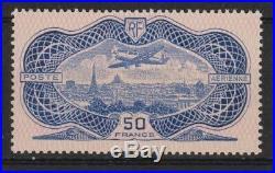 PA N° 15 Neuf sans charnière / signé / Superbe / Cote 1500