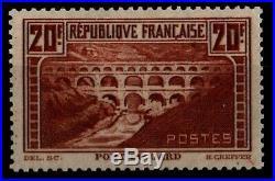 PONT du GARD 262, Neuf = Cote 550 / Lot Timbre France