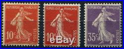 PROMOTION EXCEPTIONNELLE France Année complète 1906 NEUF LUXE