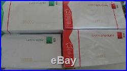 Prêt-à-Poster LETTRES VERTES + LETTRES PRIORITAIRES- 20g Lot de 310 ENVELOPPES