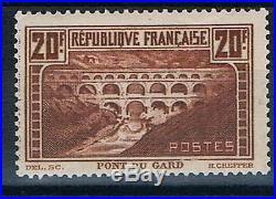 S2508 TIMBRE DE FRANCE N° 262 Neuf