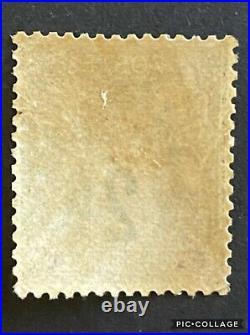 Sage Yvert 62.2c Vert Neuf Gomme Originale Cote 1800