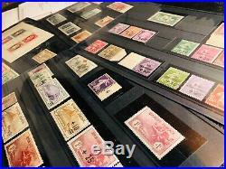 Sélection /collection timbres semi modernes avant 1940 Neufs 1er choix signés