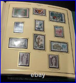 Superbe Album Présidence 1963-1977, Timbres neufs sans charnières